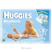 Photo Huggies Newborn 2 (32 шт.)